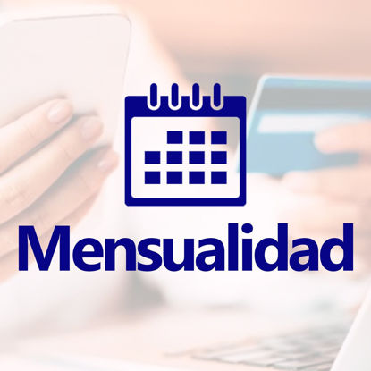 Imagen de Mensualidad - RIF